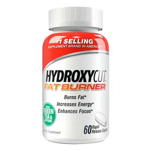 quemador hydroxycut fat burner 60