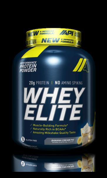 Whey Elite Proteina api 5 lbs
