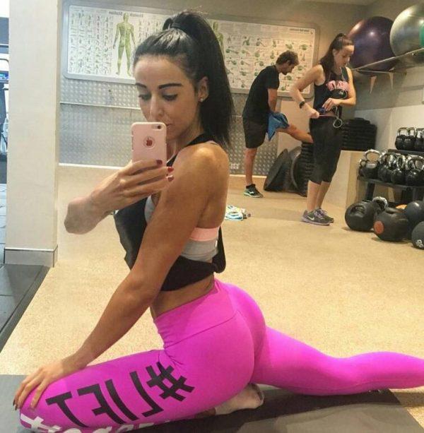 calzas deportivas fitness stretch gym