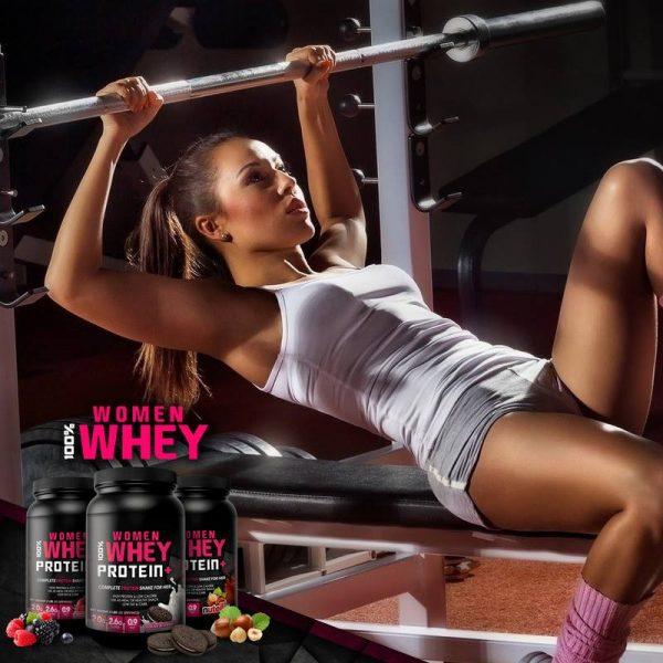 woman whey proteina proteina mujeres chile santiago providencia suplementos