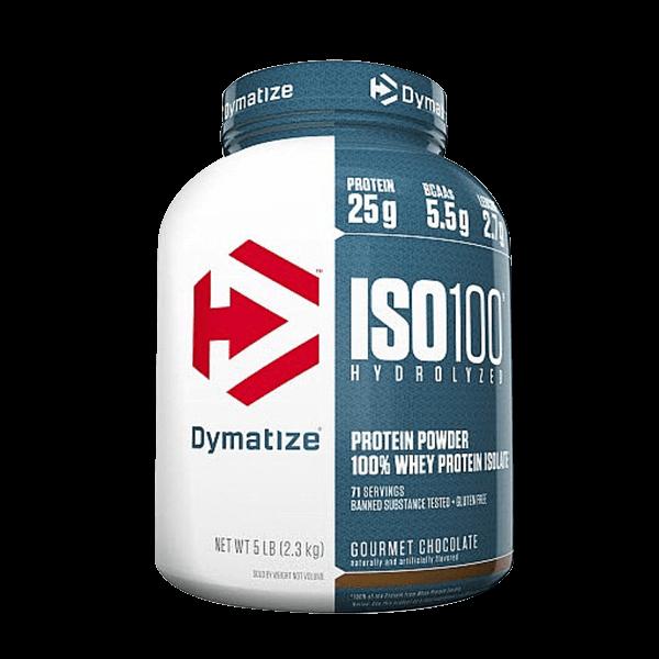 Proteína ISO100 tarro de 5 libras