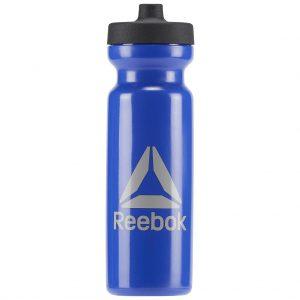 Botella azul reebok 750cc para gym chupetera providencia envios a regiones chile botella para gimnasio libre de bpa