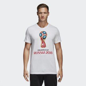 CAMISETA COPA MUNDIAL DE LA FIFA EMBLEM