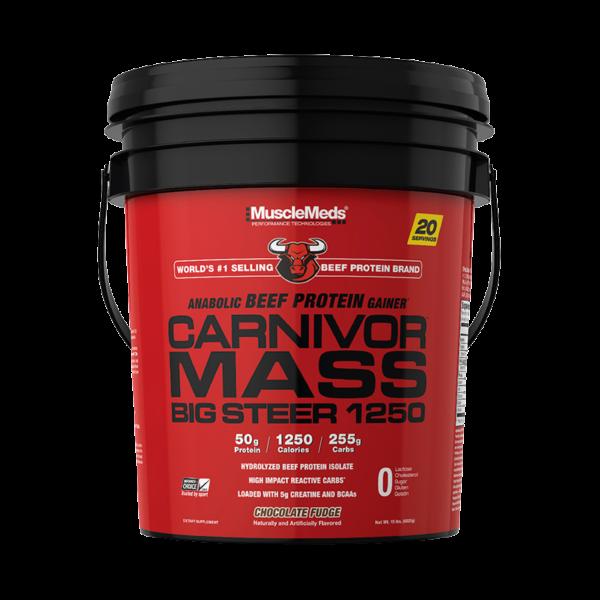 Ganador de peso Carnivor Mass